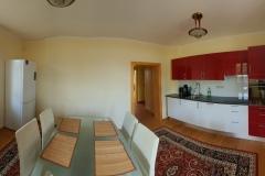 kuchyň-apartmán
